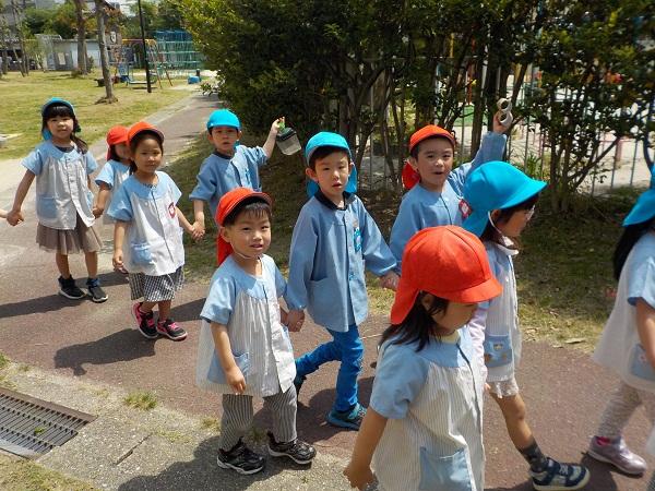 おりべ幼稚園の一日・年間|?名古屋市立おりべ幼稚園