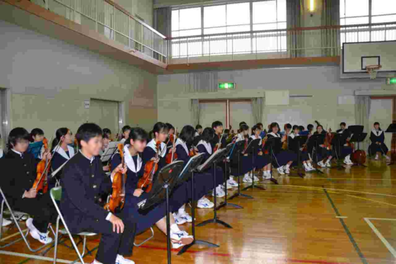 遠藤さくら 汐路中学校